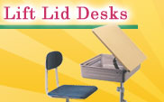 Lift Lid Desks