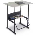 AlphaBetter Desk without Book Box (36x24 inch Top)