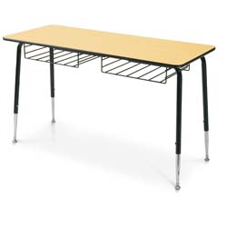 Royal Double Student Desk